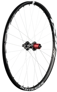 Bontrager Wheel Rear Race X Lite 26 Disc Scandium CL Black - Bike Maniac