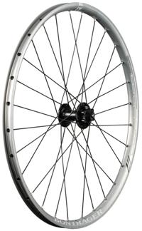 Bontrager Wheel Front Rhythm Elite 26 Disc 5mm Quick Release - gegenwind4punkt0.de