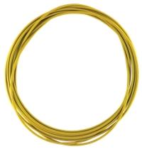 Bontrager Schaltzughülle 4mm x 7,5m Rolle L3 Yellow - gegenwind4punkt0.de