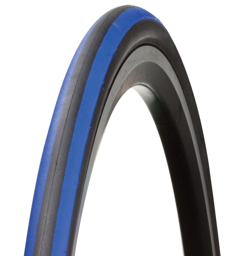 Bontrager Reifen R2 Hard-Case Lite 700x25C Blue - Bontrager Reifen R2 Hard-Case Lite 700x25C Blue