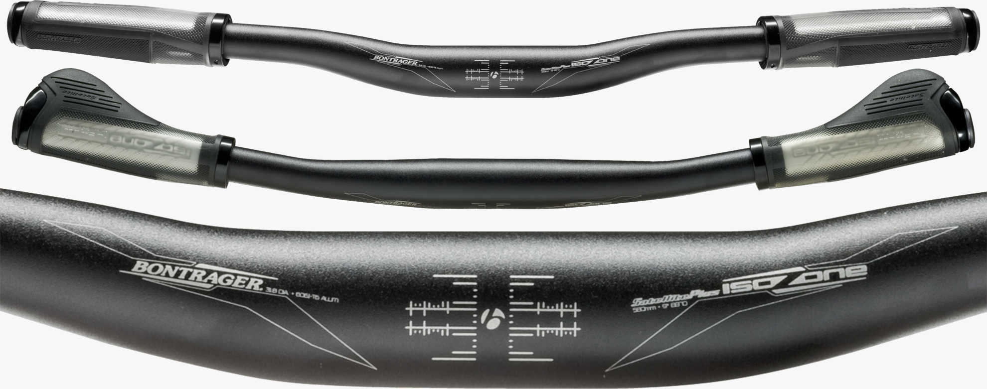 Bontrager Satellite Plus IsoZone and inForm Satellite MTB Handlebar System