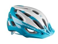 Bontrager Helm Quantum Womens M Maui Blue/White - schneider-sports