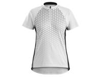 Bontrager Trikot Solstice Womens XS Crystal White - Bike Maniac