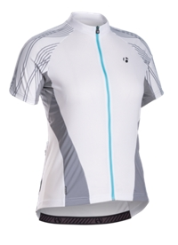 Bontrager Trikot Race Womens XL White - Bike Maniac