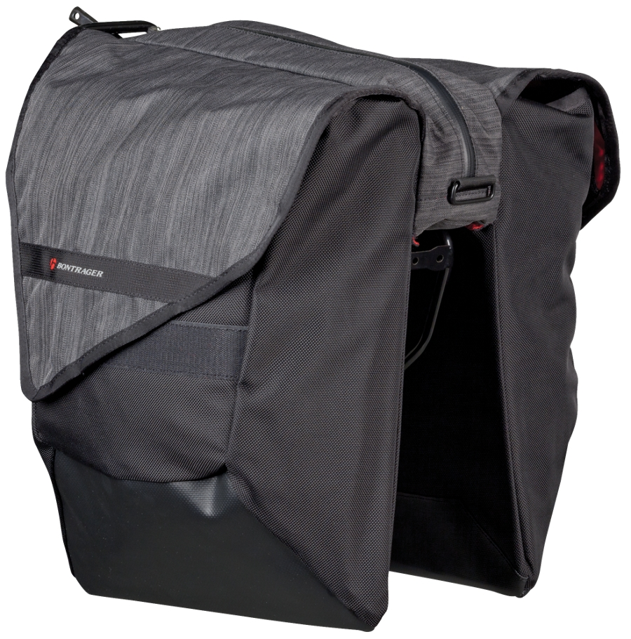 Bontrager Tasche Pannier Pro Double Throw - Bontrager Tasche Pannier Pro Double Throw