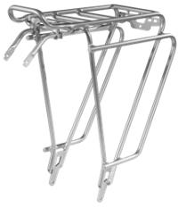 Bontrager Gepäckträger BackRack Deluxe S Silver - Fahrräder, Fahrradteile und Fahrradzubehör online kaufen | Allgäu Bike Sports Onlineshop