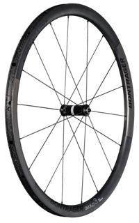 Bontrager Vorderrad Aeolus 3 D3 Tubular Black - Bike Maniac