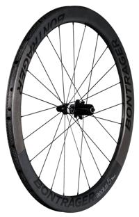 Bontrager Hinterrad Aeolus 5 D3 Tubular Shim11 Black - Bike Maniac
