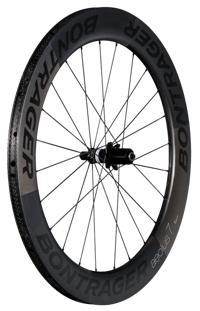 Bontrager Hinterrad Aeolus 7 D3 Tubular Shim11 Black - Bike Zone