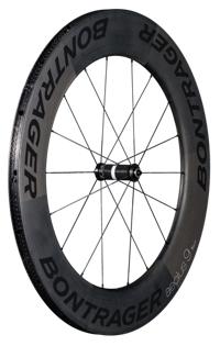 Bontrager Vorderrad Aeolus 9 D3 Tubular Black - 2-Rad-Sport Wehrle