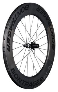 Bontrager Hinterrad Aeolus 9 D3 Tubular Shim11 Black - Bike Zone