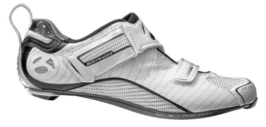 Bontrager Schuh RXL Hilo 47 White - Bontrager Schuh RXL Hilo 47 White
