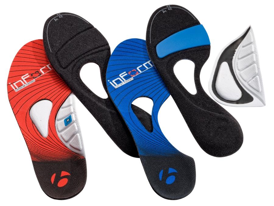 Bontrager Schuh-Zubehör inForm Heat Moldable Footbed 48-49 - Bontrager Schuh-Zubehör inForm Heat Moldable Footbed 48-49