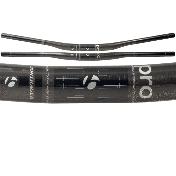 Bontrager Rhythm Pro Carbon 15mm Rise Bar