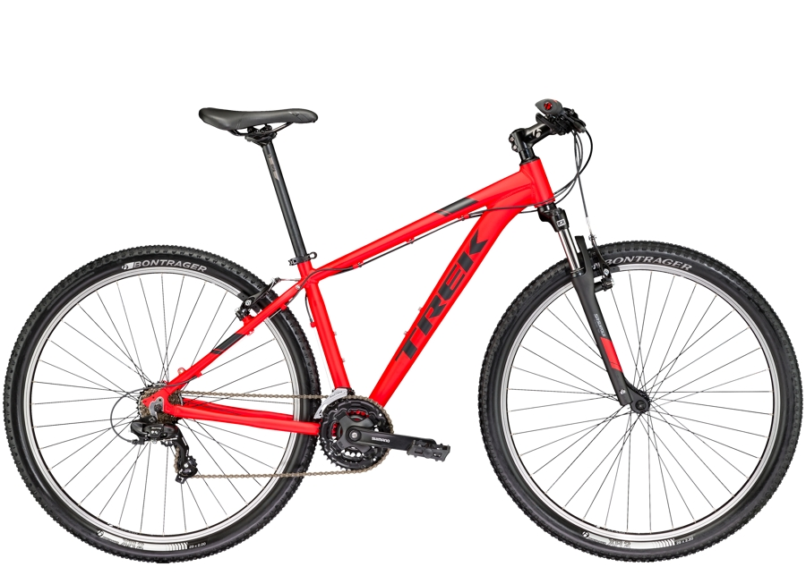 Trek Marlin 4 19.5 (29) Matte Viper Red - Trek Marlin 4 19.5 (29) Matte Viper Red