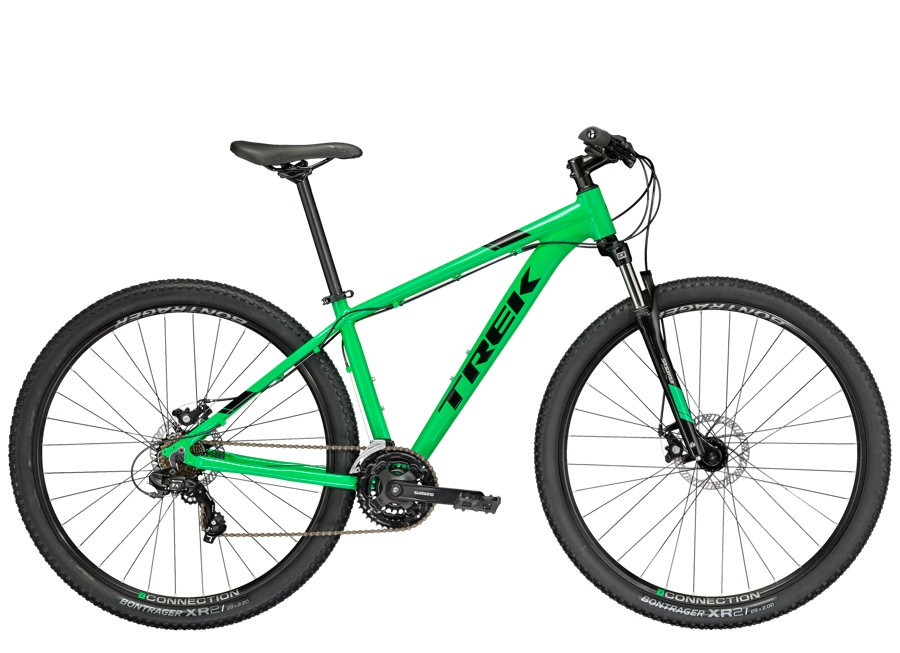 Trek Marlin 4 19.5 (29) Green-light - Trek Marlin 4 19.5 (29) Green-light