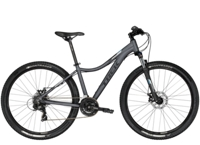 Trek Skye S Womens 13.5 (27.5) Matte Metallic Charcoal - Randen Bike GmbH