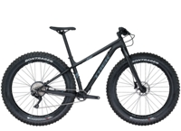 Trek Farley 5 19.5 Matte Trek Black - 2-Rad-Sport Wehrle