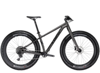 Trek Farley 7 19.5 Matte Dnister Black - Bike Maniac