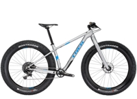 Trek Farley 9.8 15.5 Matte Quick Silver - Veloteria Bike Shop