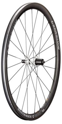 Bontrager Hinterrad Aeolus 3 D3 Clincher Shimano 11f White - Bike Zone