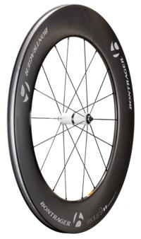 Bontrager Vorderrad Aeolus 9 D3 Clincher White - Bike Zone