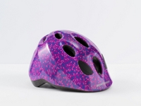 Bontrager Helmet Big Dipper Purple Sprinkles CE - Bike Maniac