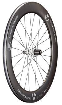 Bontrager Hinterrad Aeolus 7 D3 Clincher Shimano 11f White - Bike Zone