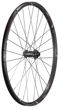 Bontrager Vorderrad Race Lite 26 TLR CL Disc 5/15 Black - Bike Maniac