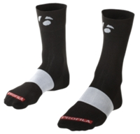 Bontrager Socke Race 13 cm XL (46-48) Black - schneider-sports