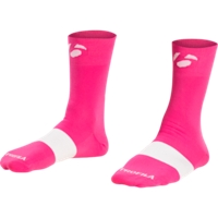 Bontrager Sock Race 5 (13cm) Large (43-45) Vice Pink - Bike Maniac