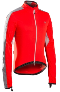 Bontrager Jacke RXL Windshell M Bonty Red - Bergmann Bike & Outdoor