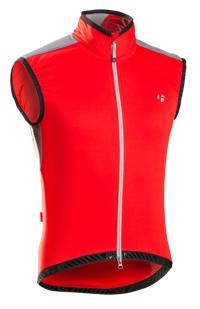 Bontrager Weste RXL Windshell XS Bonty Red - RADI-SPORT alles Rund ums Fahrrad