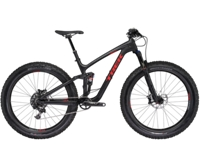 Trek Farley EX 9.8 15.5 Matte Trek Black - Veloteria Bike Shop