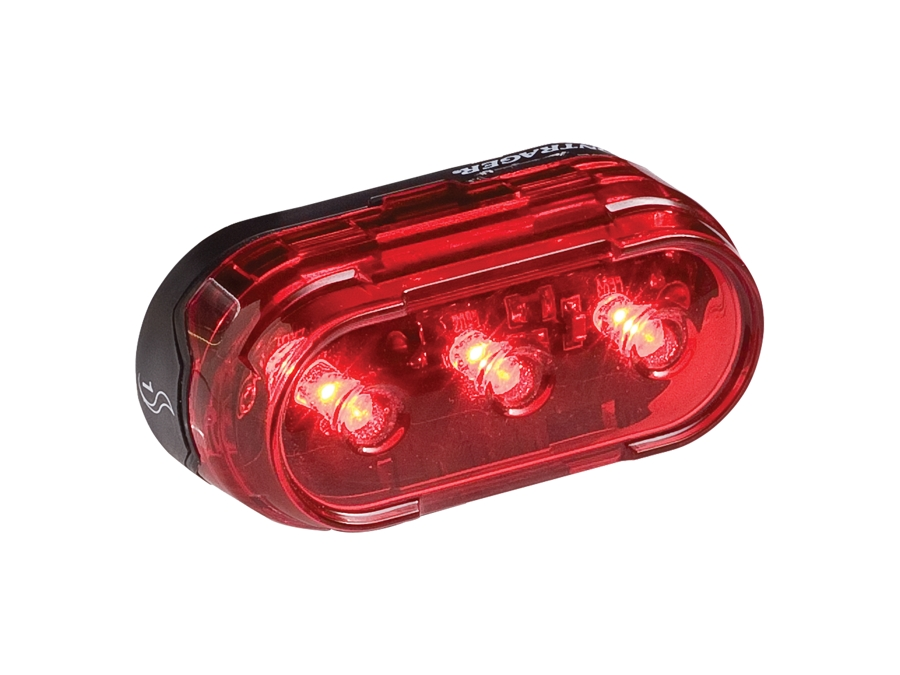 Bontrager Beleuchtung Flare 1 Tail Light - Bontrager Beleuchtung Flare 1 Tail Light