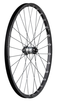 Bontrager Vorderrad Rhythm Elite 26 TLR Disc 5/15 Black - Bike Zone