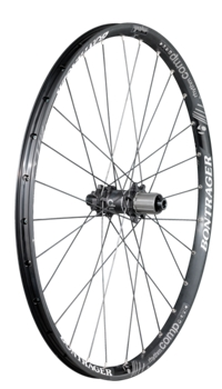Bontrager Hinterrad Rhythm Comp 26 Disc 135/142 Black - Bike Maniac