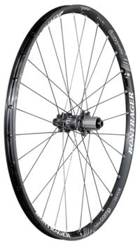 Bontrager Hinterrad Rhythm Comp 27,5 TLR Disc 135/142 Black - Bike Zone