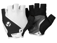 Bontrager Handschuh Race Gel S White - Bike Maniac