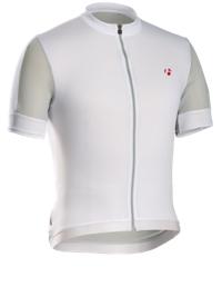 Bontrager RXL Jersey XL White - Bike Maniac