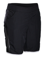 Bontrager Short Dual Sport Womens M Black - Bike Maniac