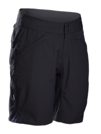 Bontrager Short Evoke Womens XS Black - Bike Maniac