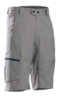 Bontrager Short Rhythm L Grey - Bike Maniac