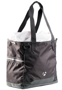 Bontrager Tasche Town Shopper S Black - Bike Maniac