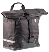 Bontrager Tasche Town Shopper L Black - Bike Maniac