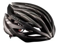 Bontrager Helm Velocis S Matte Black/Charcoal - Bike Maniac