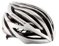 Bontrager Helm Velocis S White/Titanium - Bike Maniac