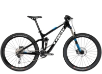 Trek Fuel EX 5 27.5 Plus 15.5 Trek Black - Bike Maniac