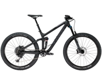 Trek Fuel EX 8 27.5 Plus 15.5 Matte Trek Black - Bike Maniac