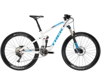 Trek Fuel EX 8 Womens 14 Crystal White - Bike Maniac
